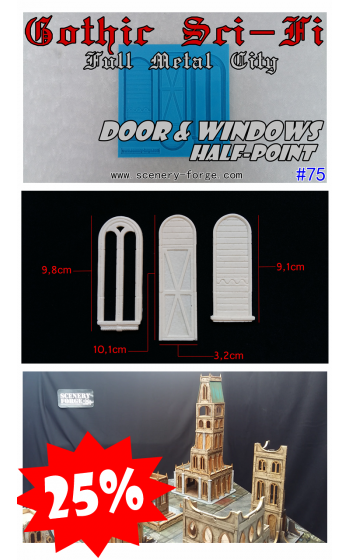 Windows & Door Half-point....